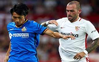 Sevilla vs Getafe