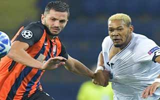 Shakhtar Donetsk vs Hoffenheim