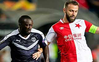 Slavia Prague vs Bordeaux
