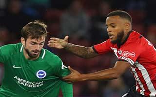 Southampton vs Brighton & Hove Albion