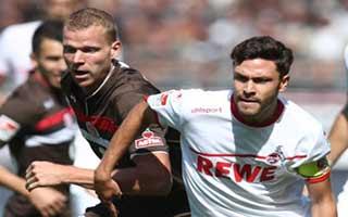 St. Pauli vs Koln