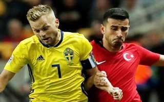 Sweden vs Turkey