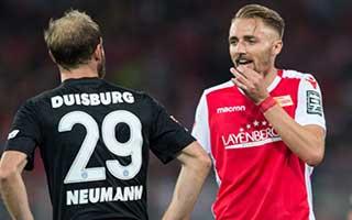 Union Berlin vs Duisburg