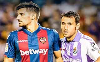 Valladolid vs Levante