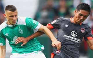 Werder Bremen vs Nurnberg