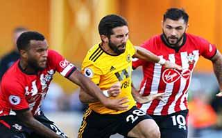 Wolverhampton Wanderers vs Southampton