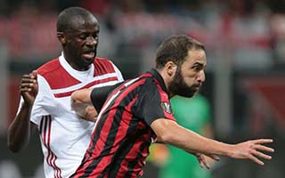 AC Milan vs Olympiacos