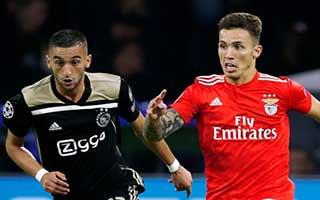 Ajax vs Benfica