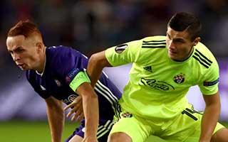 Anderlecht vs Dinamo Zagreb