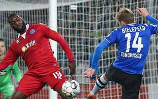 Arminia Bielefeld vs Duisburg
