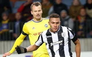 BATE Borisov vs PAOK Thessaloniki