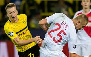 Borussia Dortmund vs AS Monaco