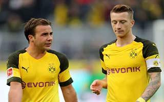 Borussia Dortmund vs Hertha Berlin