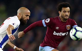 Brighton & Hove Albion vs West Ham United