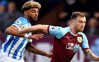 Burnley vs Huddersfield Town