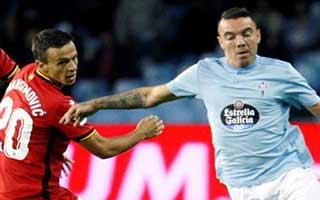 Celta Vigo vs Getafe
