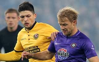 Dynamo Dresden vs Erzgebirge Aue