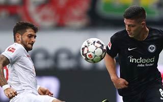 Eintracht Frankfurt vs Fortuna Dusseldorf