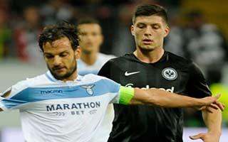 Eintracht Frankfurt vs Lazio