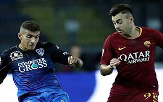 Empoli vs AS Roma