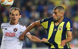 Fenerbahce vs Spartak Trnava