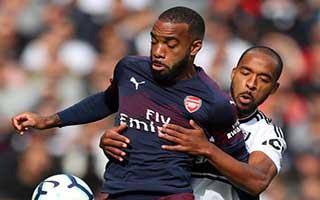 Fulham vs Arsenal
