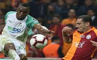 Galatasaray vs Bursaspor
