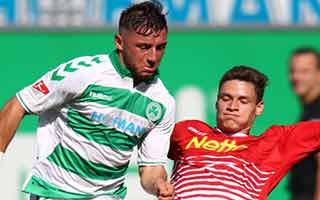 Greuther Furth vs Jahn Regensburg