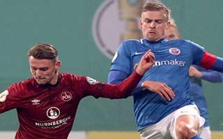 Hansa Rostock vs Nurnberg