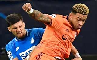 Hoffenheim vs Lyon