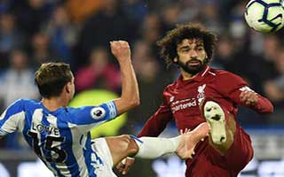 Huddersfield Town vs Liverpool