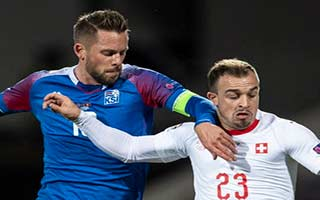 Iceland vs Switzerland