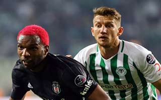 Konyaspor vs Besiktas