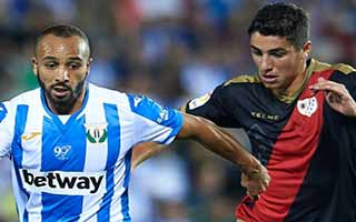 Leganes vs Rayo Vallecano