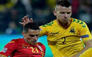 Lithuania vs Romania