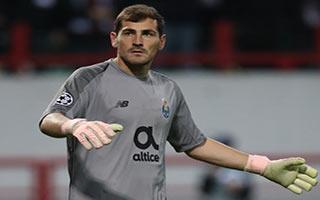 Lokomotiv Moscow vs Porto