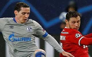 Lokomotiv Moscow vs Schalke