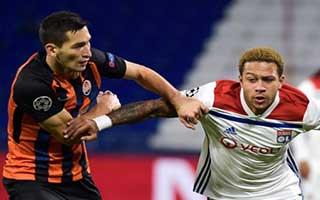 Lyon vs Shakhtar Donetsk