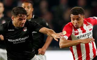 PSV Eindhoven vs Emmen