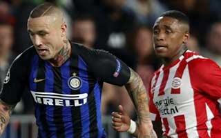 PSV Eindhoven vs Inter
