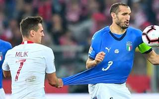 Poland vs Italy