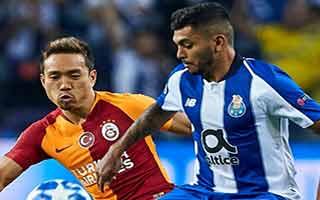 Porto vs Galatasaray
