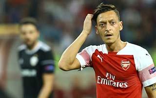 Qarabag FK vs Arsenal