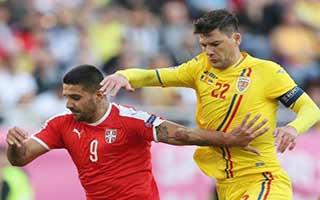 Romania vs Serbia
