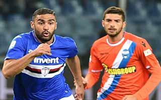 Sampdoria vs SPAL
