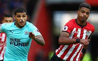 Southampton vs Newcastle United