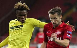 Spartak Moscow vs Villarreal