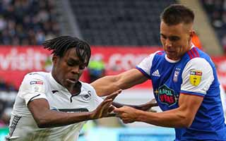 Swansea City vs Ipswich Town