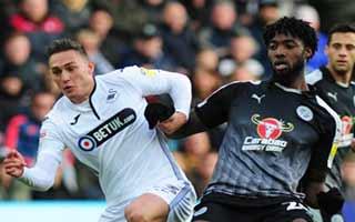 Swansea City vs Reading