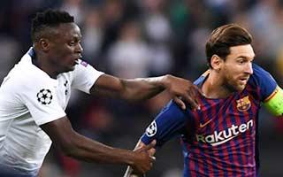 Tottenham Hotspur vs Barcelona